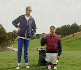 Image result for Dorf on golf