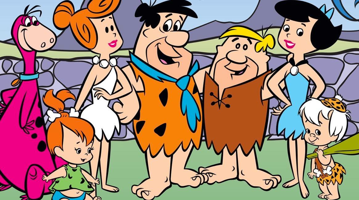 Flintstones Vs The Jetsons