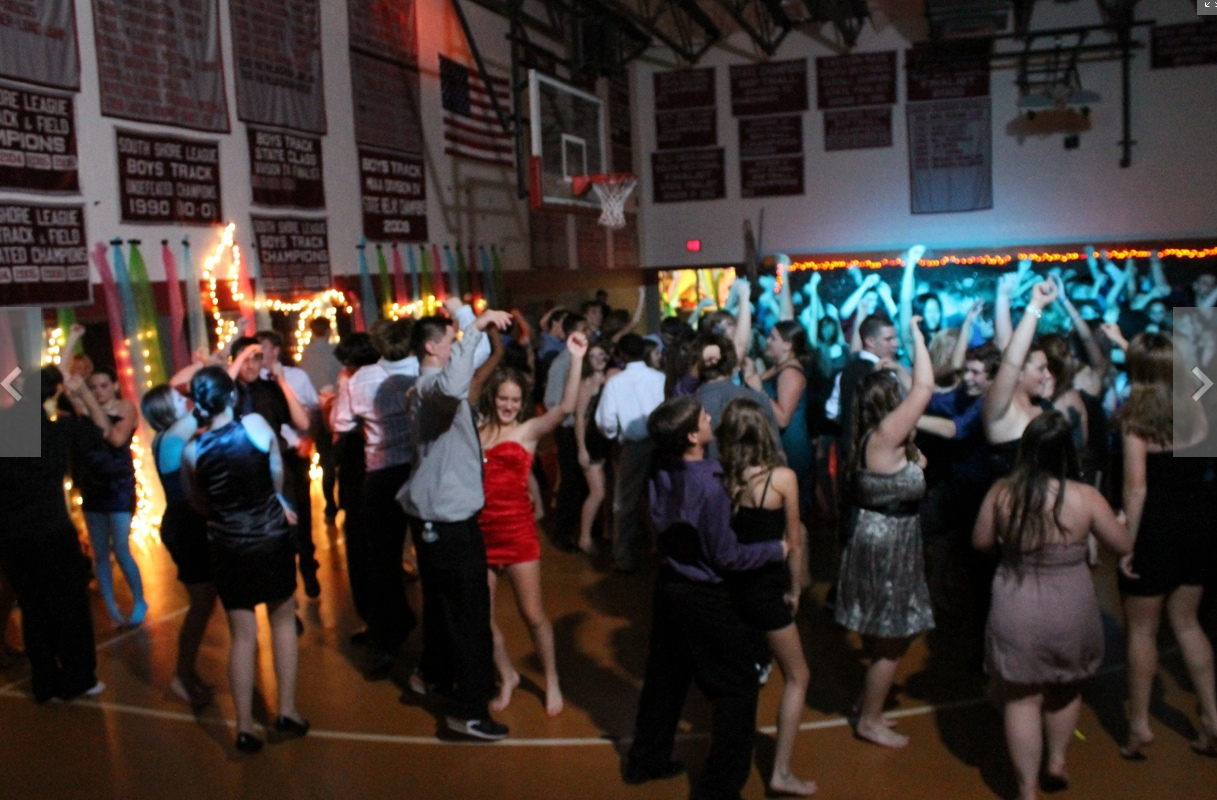 how to survive a school dance
